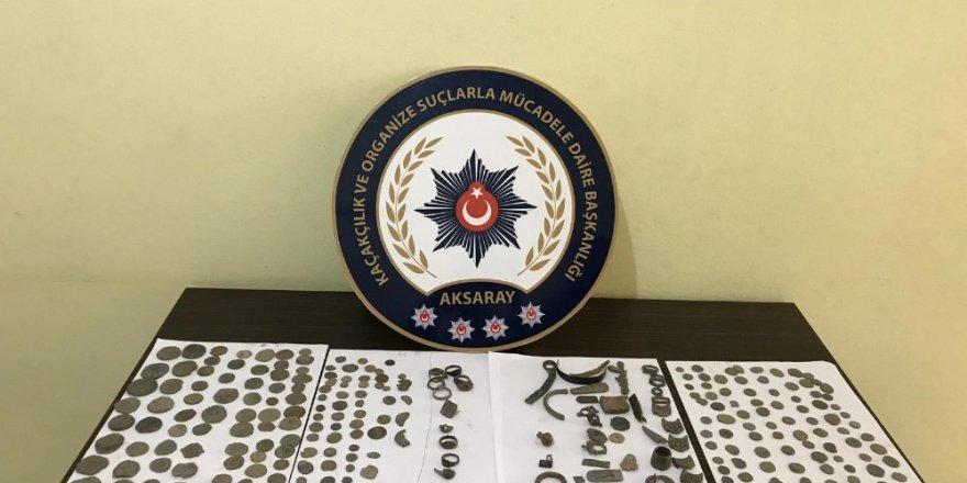 Aksaray emniyeti 2019 yılında 9 bin 554 olaya müdahale etti