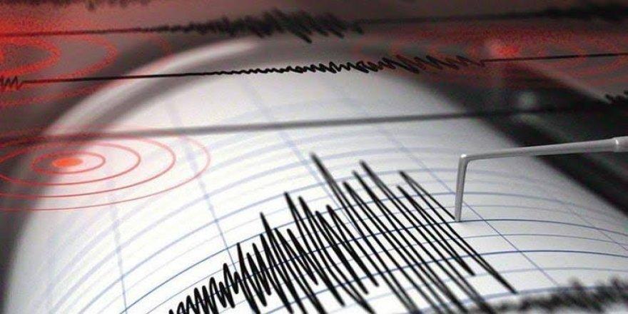 Elazığ'da 6,8 şiddetinde deprem!