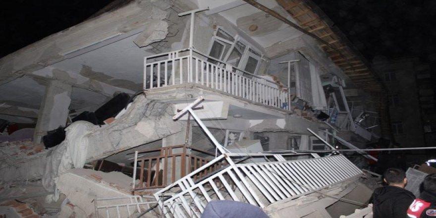 Konya'dan deprem bölgesine ekip gönderildi