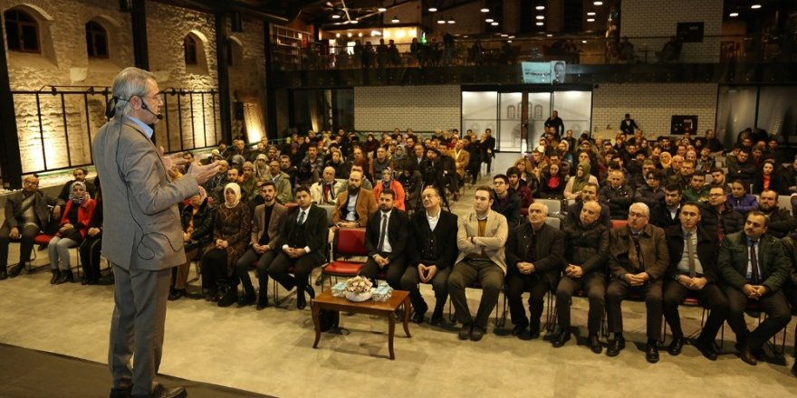 Mustafa Armağan büyük Sultan Abdülhamit'i anlattı