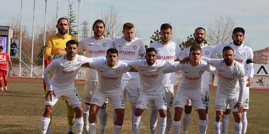 1922 Konyaspor 1 puana razı oldu