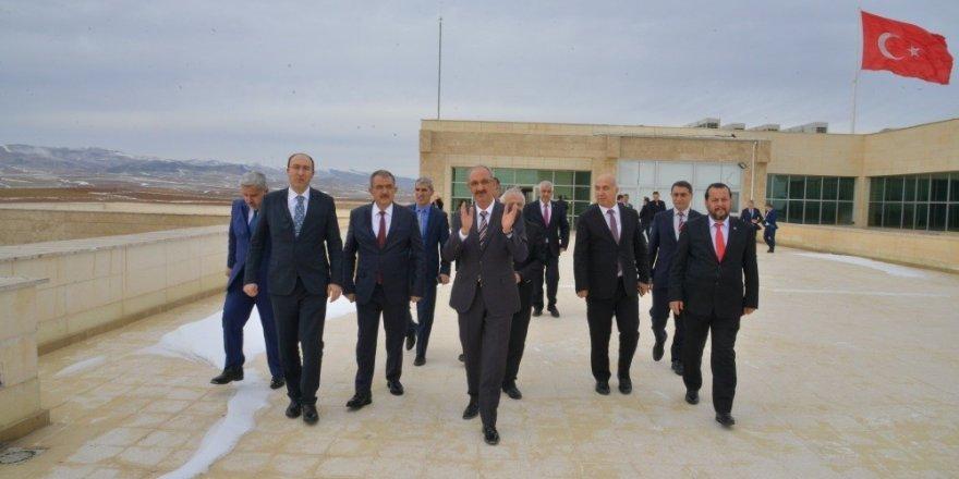 Rektör Akgül, UNİKOP 2020 devir teslim törenine katıldı