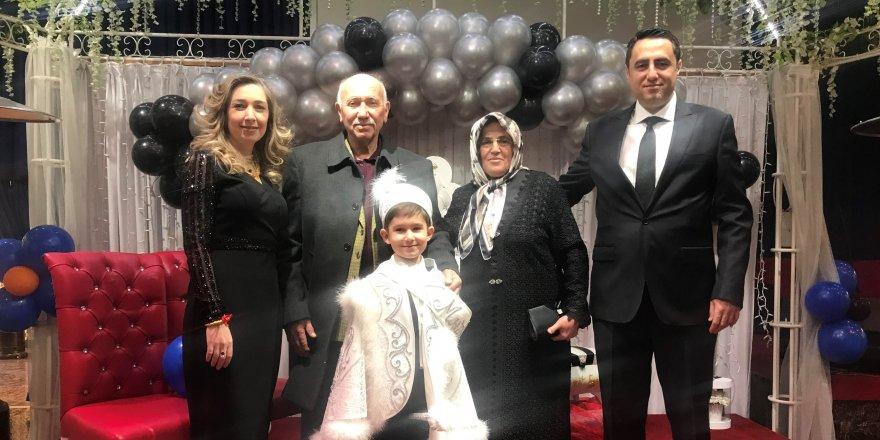 Erbulat ailesinin mutlu günü