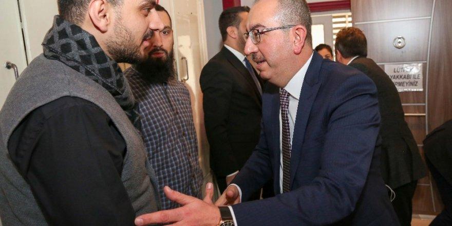 Başkan Kavuş'tan Konya'da bulunan Elazığ ve Malatya derneklerine ziyaret