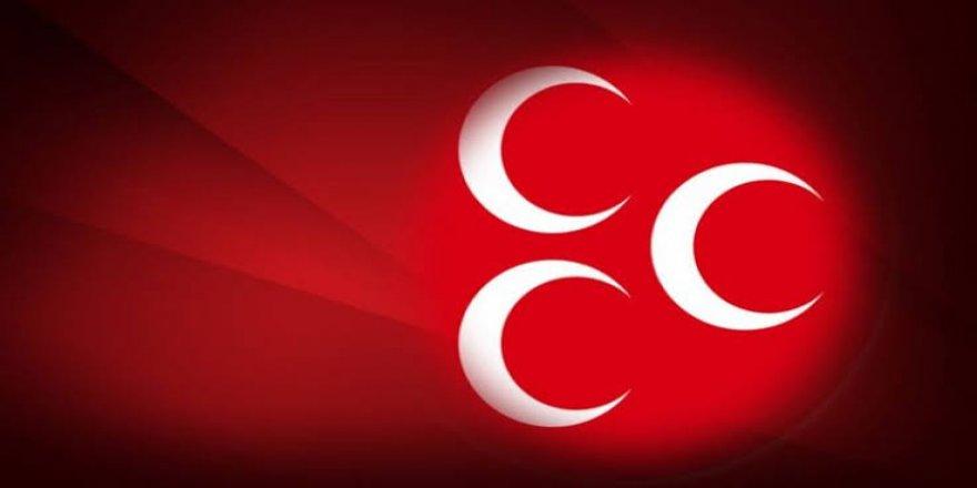 Son dakika: MHP il başkanı görevinden istifa etti