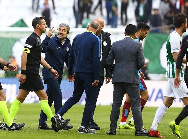 Antalya maçının hakemi açıklandı
