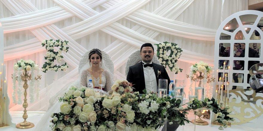 Köseoğlu ailesinin düğün mutluluğu