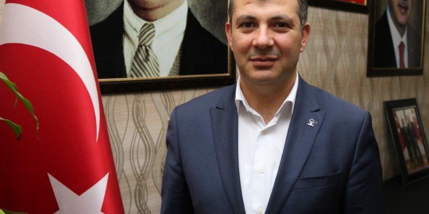 """Başkan Altınsoy: """"Türkiye kayıp yıllarını AK Parti ile yeniden kazandı"""""""