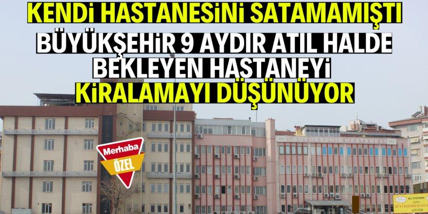 Özel Selçuklu'ya Büyükşehir talip
