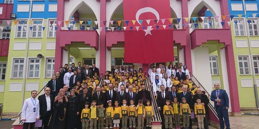 Konsept okul: Şehit İbrahim Betin İlkokulu