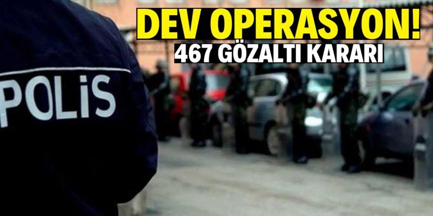 2009'daki komiserlik sınavı operasyonu: 467 gözaltı kararı