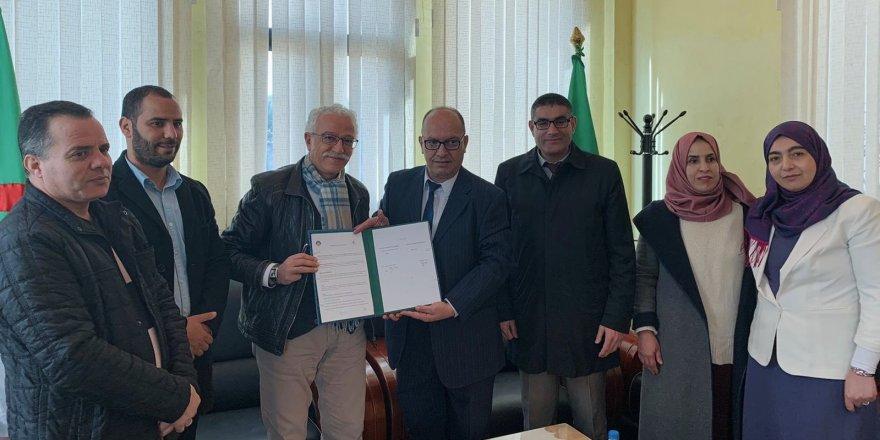 NEÜ, Cezayir ile işbirliği yapacak