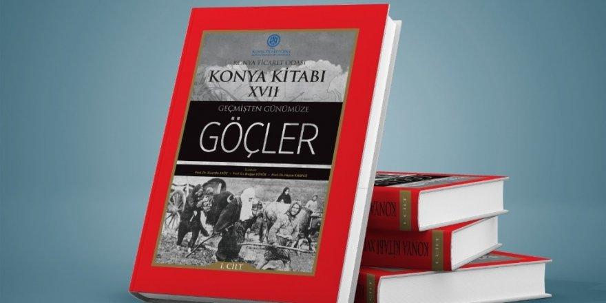 """KTO """"Geçmişten Günümüze Göçler"""" kitabı yayımlandı"""