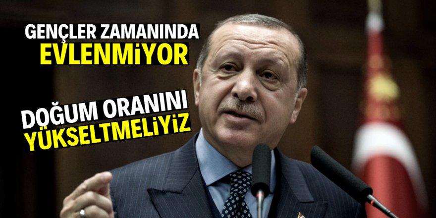 Erdoğan'dan İstanbul Sözleşmesi çıkışı