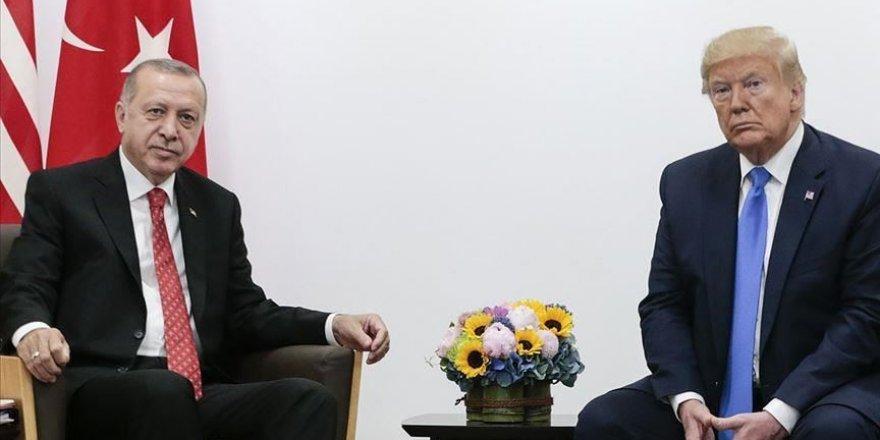 Trump'tan İdlib konusunda 'Erdoğan'la birlikte çalışıyoruz' açıklaması