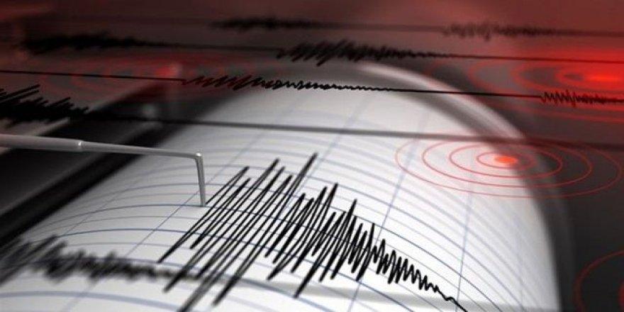 Manisa'da son 1 ayda 3 bin 774 deprem oldu