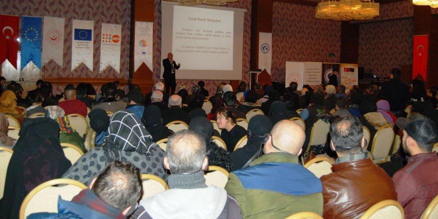 Konya'da 150 bin sığınmacı var