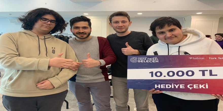 Yöntem öğrencileri Türkiye 2.'si oldu