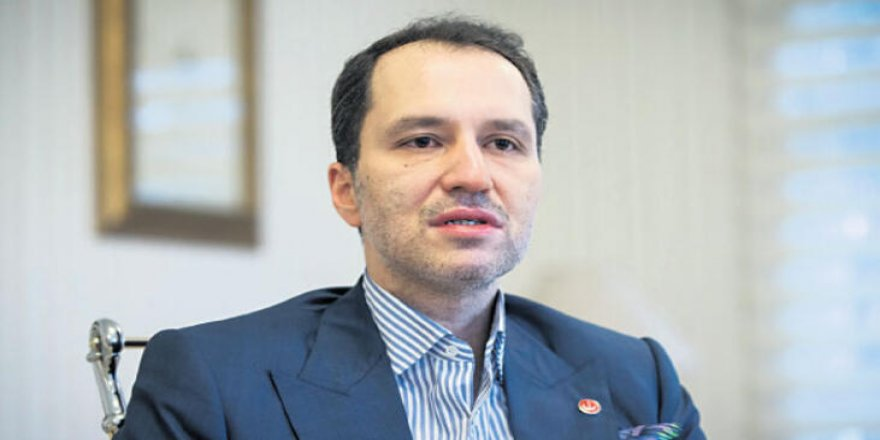Fatih Erbakan Konya'ya geliyor