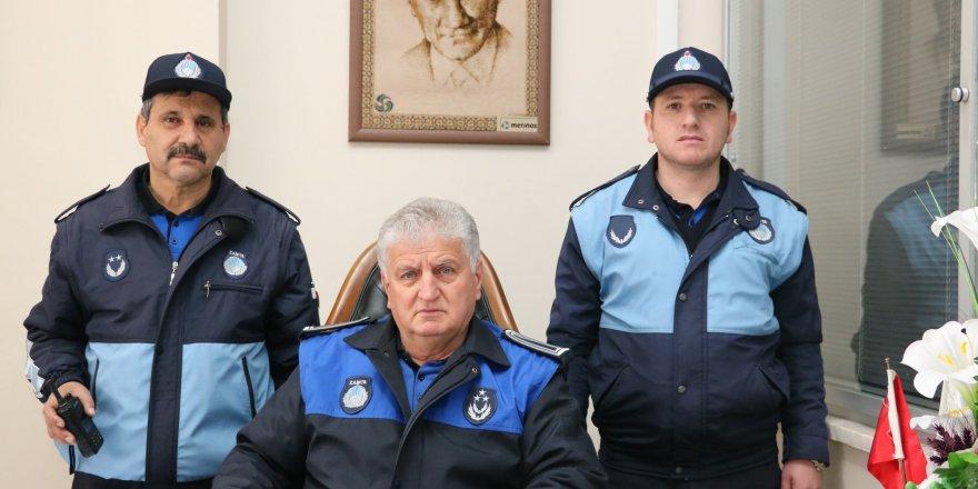 Beyşehir zabıta ekiplerinden teşekkür