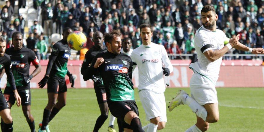 Konyaspor'da Selim'in cezası bitti
