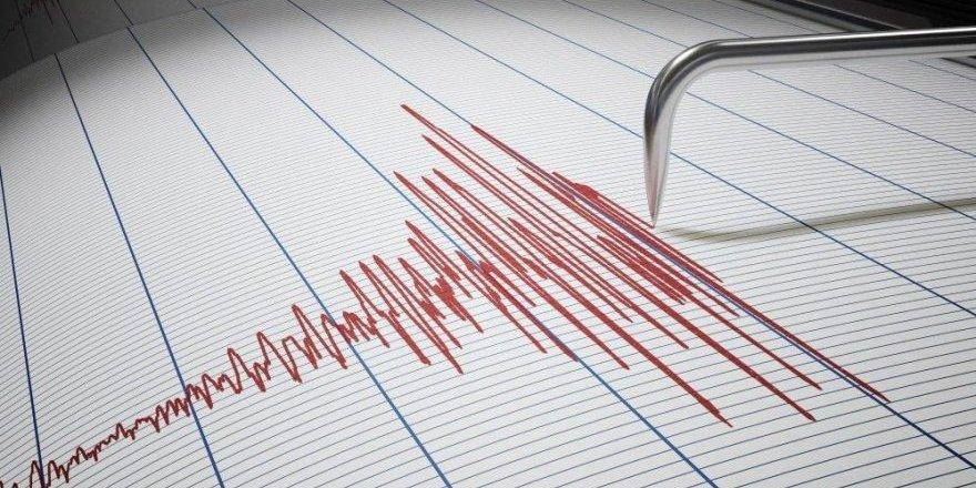 Manisa'da 4.8 büyüklüğünde deprem!