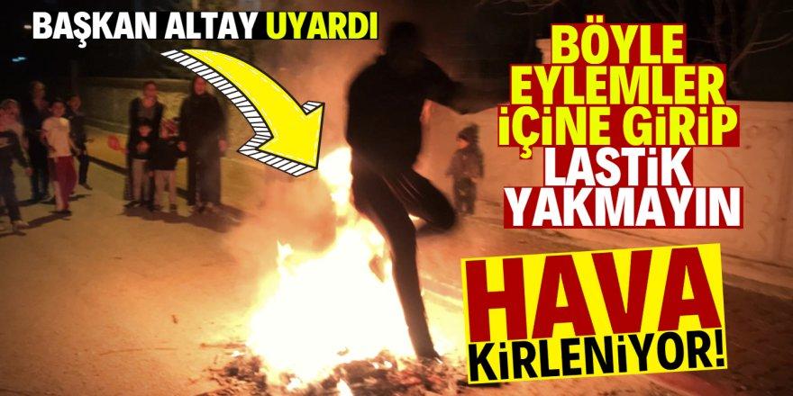 Konyalılar bu konuda hassasiyet gösterir