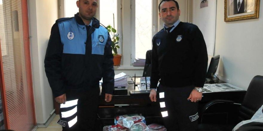 Akşehir'de zabıtadan gıda denetimi