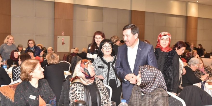 """Kılca: """"Konya'da Türkiye'ye örnek çalışmalar yapılıyor"""""""