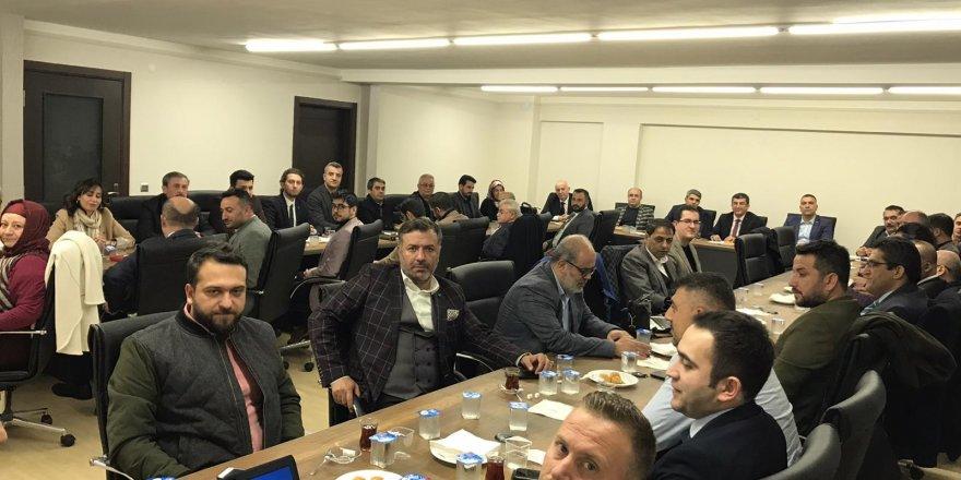 Gelecek Partisi Konya'da  görev dağılımı belli oldu