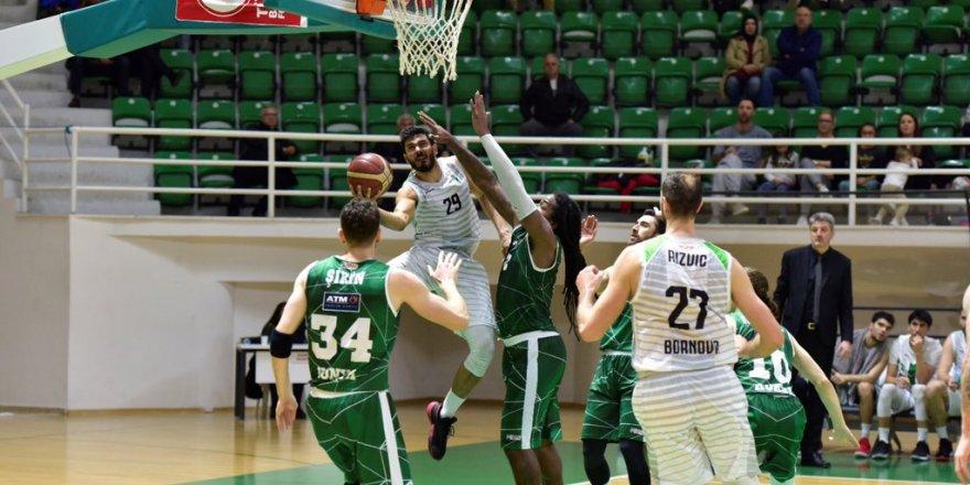 Konyaspor basket Yalova deplasmanında