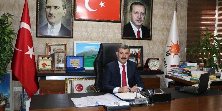 """Altınsoy: """"Asıl hedef Suriye değil Türkiye'dir"""""""