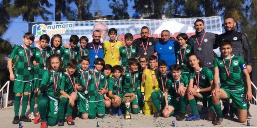Konyaspor Akademi'den  dev futbol okulu projesi
