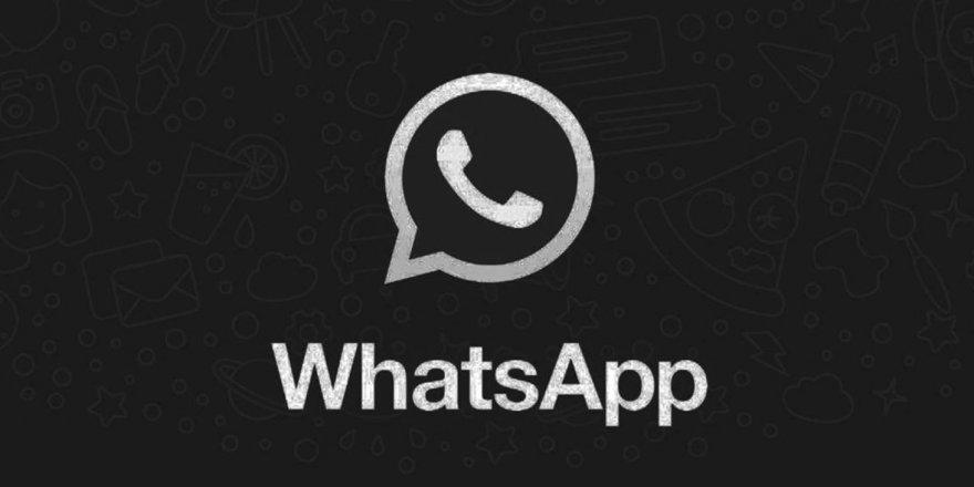 WhatsApp'ta karanlık dönem başladı