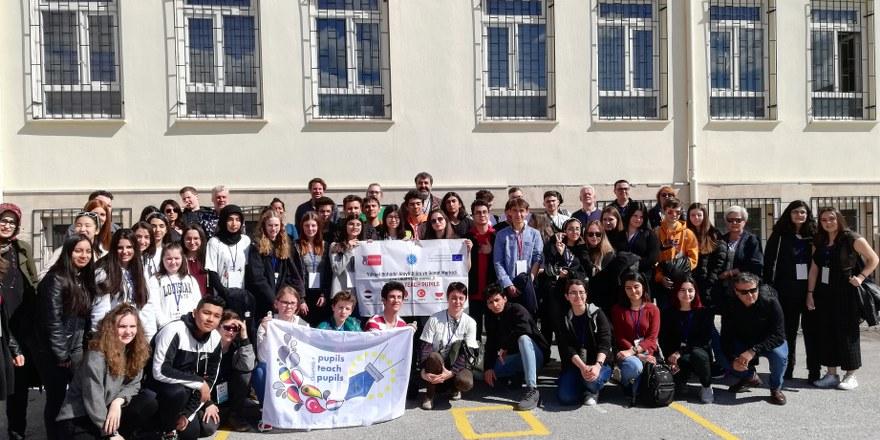 5 ülkeden 48  eğitimci Konya'da
