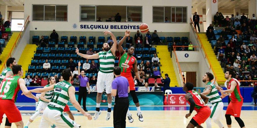 Konyaspor Basket galibiyeti hatırladı