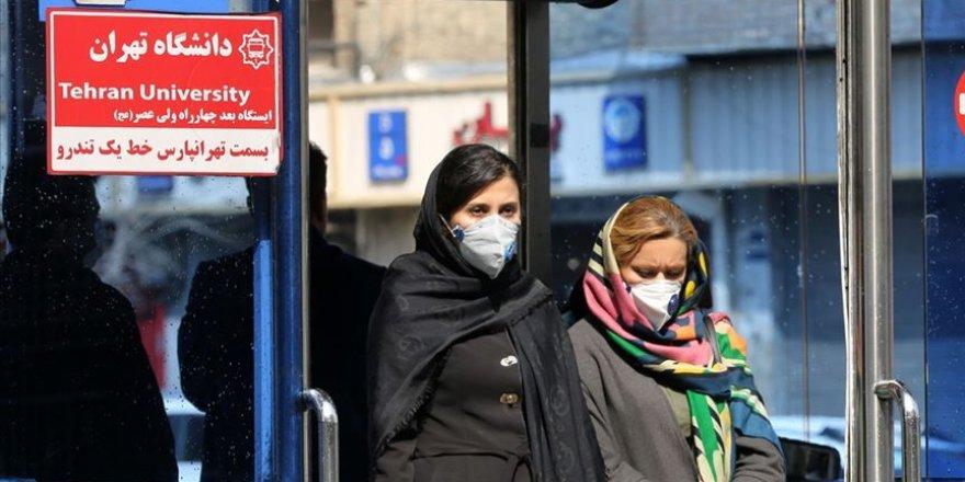 İran IMF'den Koronavirüs ile mücadele için para istedi
