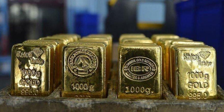 Altının kilogramı 320 bin liraya geriledi