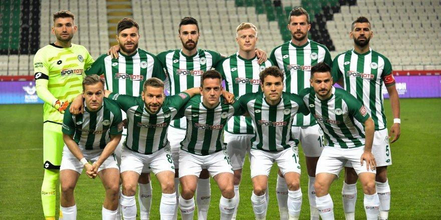 Konyaspor kararı bekliyor