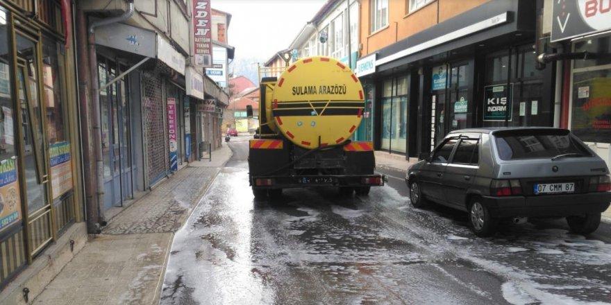 Seydişehir'de hizmetler aksatılmıyor
