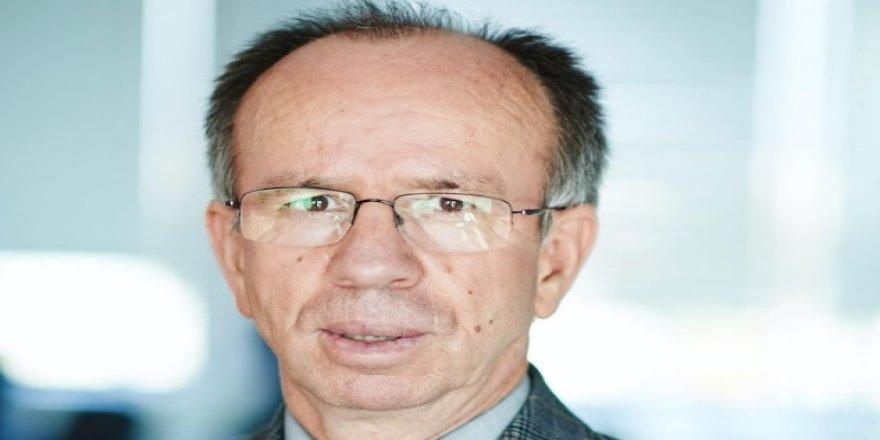 Prof. Dr. Mustafa Ersöz'e proje desteği