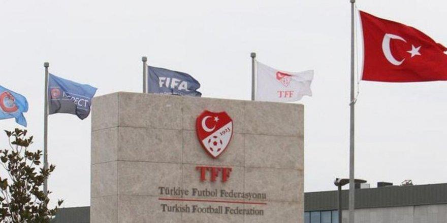 TFF'den 1 milyon 923 bin liralık destek