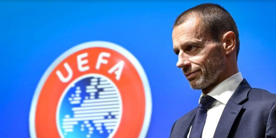 UEFA'dan  önemli karar
