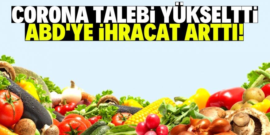 Türk meyve ve sebzesine büyük talep!