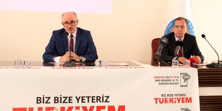 Boynukalın'dan 'Biz Bize Yeteriz Türkiyem' kampanyasına destek çağrısı