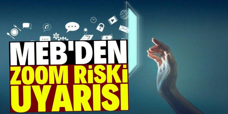 Milyonları ilgilendiren 'Zoom' riski uyarısı