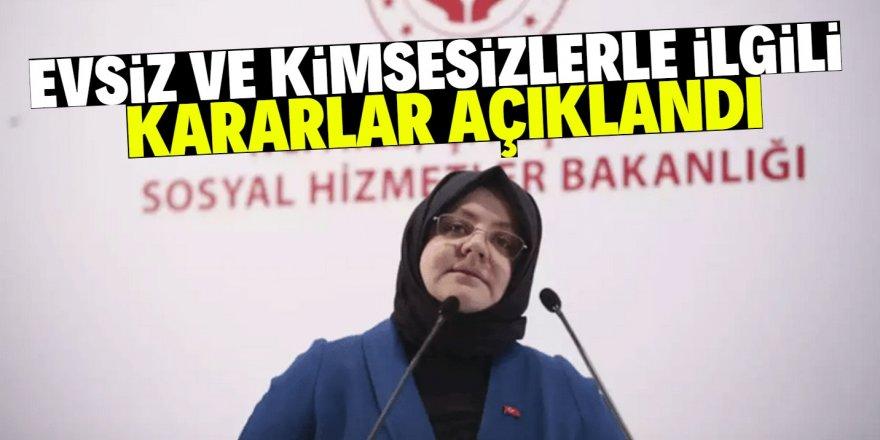 Bakan Zehra Zümrüt Selçuk yeni tedbirleri açıkladı!
