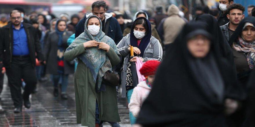 İran'da ölü sayısı 4 bini aştı