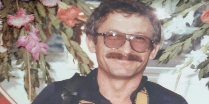 Gazeteci AhmetÖrge vefat etti