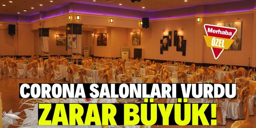 Düğün salonları satışa çıkıyor!
